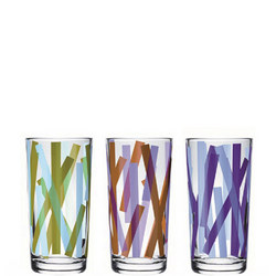 Montana Long Drink Tumblers Set of 3