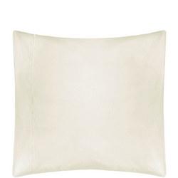 400 Thread Count Egyptian Cotton Square Pillowcase Ivory