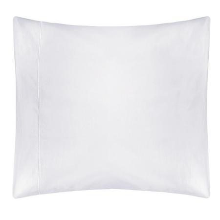 400 Thread Count Egyptian Cotton Square Pillowcase White