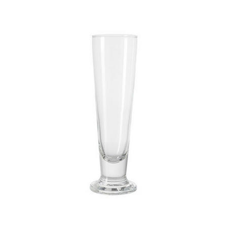 Glass Beer Set Of 2 Clear
