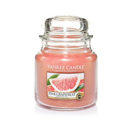 Pink Grapefruit Medium Jar
