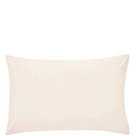 Percale Standard Pillowcase Linen