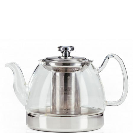 Stove Top Glass Teapot