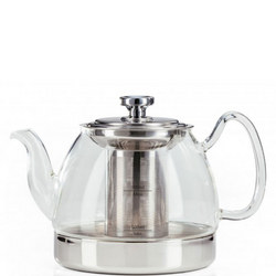 Stove Top Glass Teapot