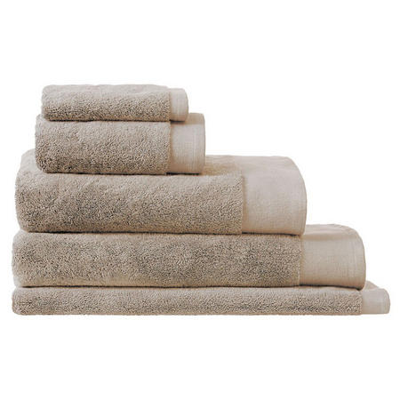 Luxury Retreat Towels Natural