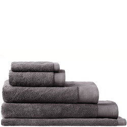 Luxury Retreat Towels Smoke