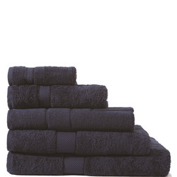 Luxury Egyptian Towels British navy
