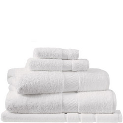 Luxury Egyptian Towels Snow