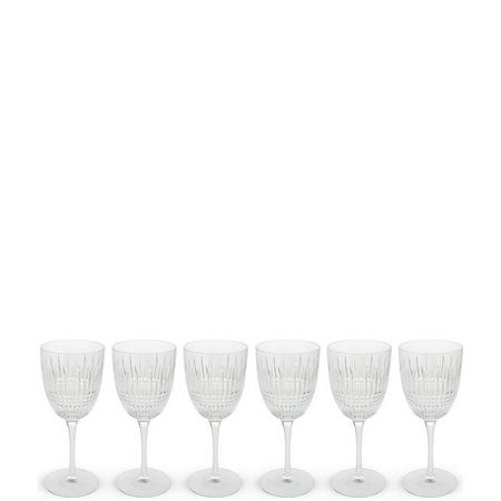 Lismore Diamond Goblet Set of 6