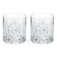 Lismore Connoisseur Whiskey Collection Tumbler Set of 2