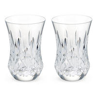 Lismore Connoisseur Whiskey Collection Tumbler Flared Pair