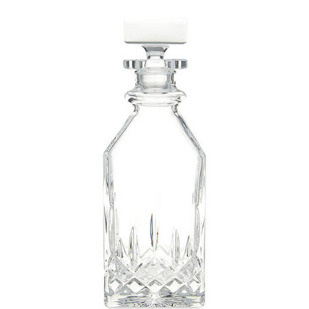 Lismore Connoisseur Whiskey Collection Decanter Square Mini