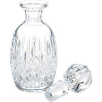 Lismore Connoisseur Whiskey Collection Rounded Decanter