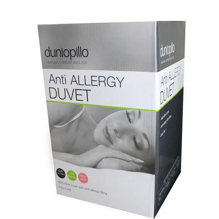 Anti-Allergy Duvet 13.5 Tog
