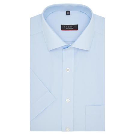 Modern Fit Shirt Blue