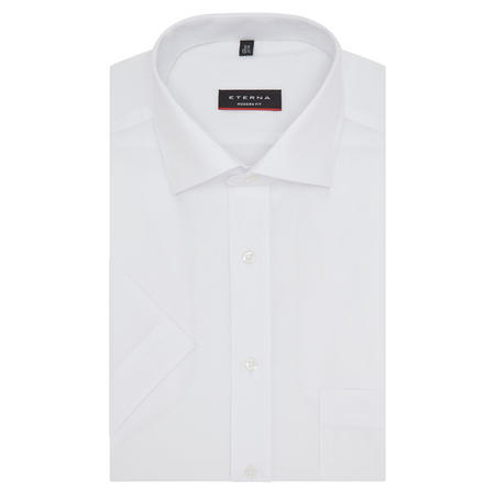 Modern Fit Shirt White
