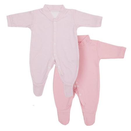 Two-Pack Sleep Vests Pink Pink