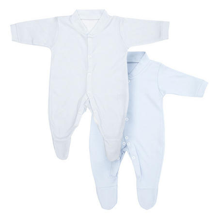 2 Pack Sleep Vests Blue