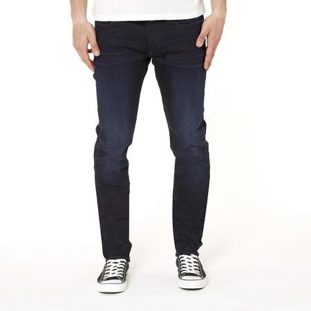3301 Slim Jeans Navy