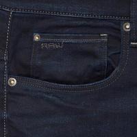 3301 Tapered Jeans Dark Blue Wash
