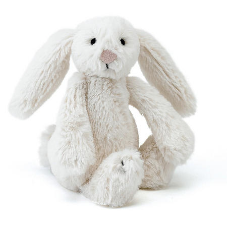Bashful Cream Bunny 13cm Cream