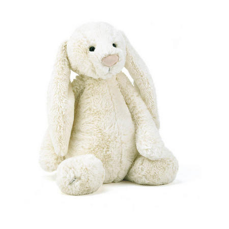 Bashful Cream Bunny 36cm Cream