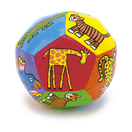 Jungly Tails Boing Ball Multicolour