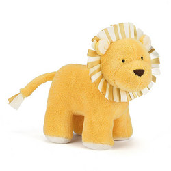 Chime Chums Lion 18cm Yellow