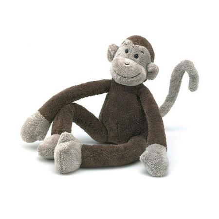 Slackajack Monkey 33cm Brown