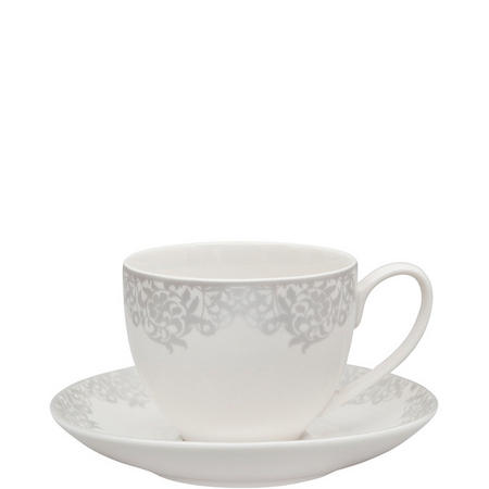 Monsoon Filigree Silver Tea Cup