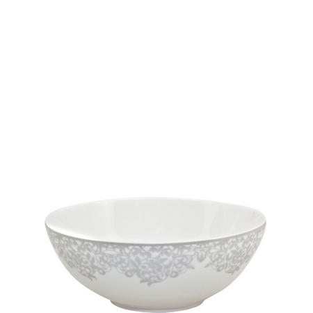 Monsoon Filigree Silver Soup/Cereal Bowl