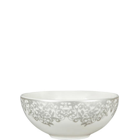 Monsoon Filigree Silver Dessert Bowl