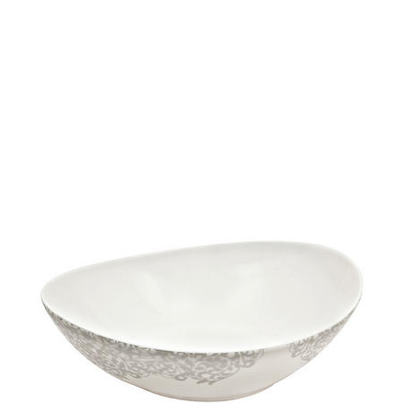 Monsoon Filigree Silver Serving Bowl