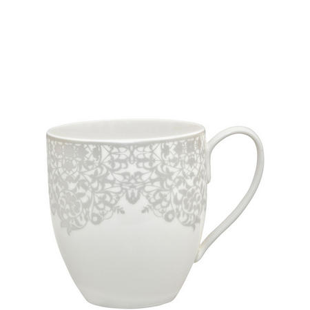 Monsoon Filigree Silver Large Mug