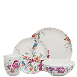 Monsoon Kyoto 16 Piece Dinner Set