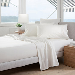 Percale 300tc Coordinated Bedding Snow