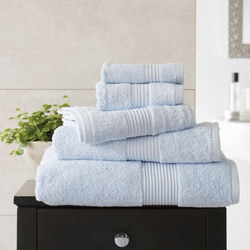 Bliss Towel 650grm Light Blue