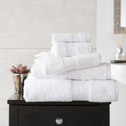 Bliss Towel 650grm White