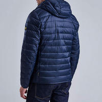 Outson Quilted Jacket Navy