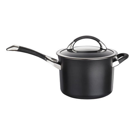 Symmetry 20Cm/3.8L Saucepan With Helper Handle