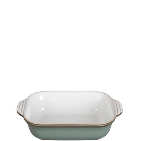 Regency Green Small Rectangular Oven Dish