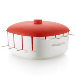 Skewer Maker 23 Cm Red