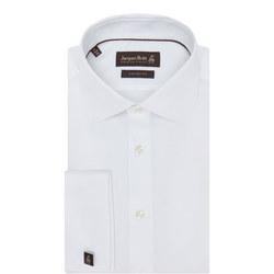 Ben Uma Custom Fit Shirt White