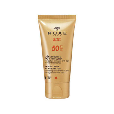 High Protection Melting Cream For Face SPF 50