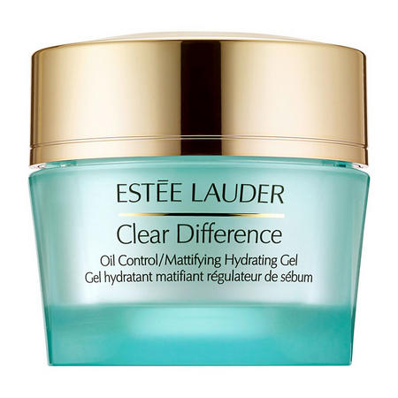 Clear Difference Oil Control/Mattifying Hydrating Gel