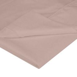 400 Thread Count Flat Sheet Dark Pink