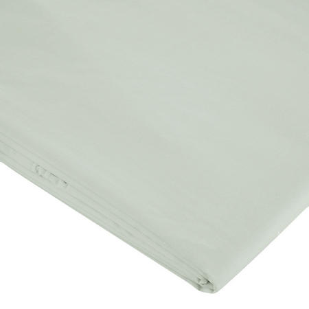400 Thread Count Fitted Sheet Green