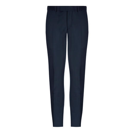 Zegna Formal Trousers Navy