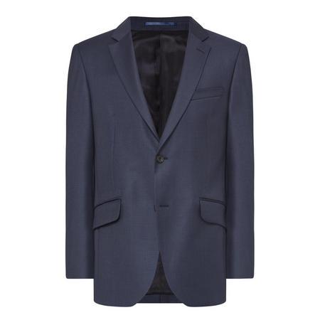 Ermenegildo Zegna Gaglia Contemporary Fit Jacket Navy