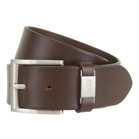 Connio Leather Belt Brown